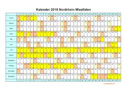 Kalender 2015 Excel 8 Kalender 2018 Nrw Excel Gcags2006