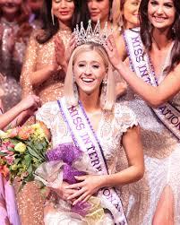 Miss North Dakota International, Ava Hill, Crowned Miss International 2019