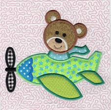 Airplane Critters Applique & Airplane Critters Applique and Stipple Quilt Blocks Machine Embroidery  Designs by JuJu ... Adamdwight.com