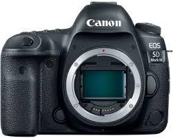 Технические характеристики Canon <b>EOS 5D Mark</b> IV Body (черный)