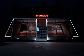 24 Hour Vending Machine Store Custom Wheelys' Mobystore Is The Selfdriving Drivethru That Comes To You