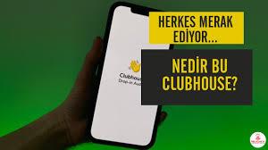 Clubhouse nedir? Clubhouse android telefonlarda var mı? - Teknoloji  haberleri