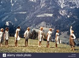 the sound of music 1965. Perfect The Julie Andrews In The Sound Of Music 1965  Stock Image And Of 1965