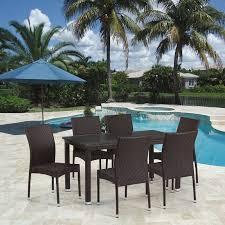 <b>Комплект мебели Афина</b> T256A/Y380A-W53 Brown 6Pcs ...