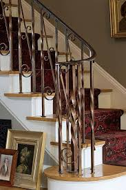 choosing paint colors for a colonial revival home wrought iron