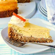 Carrot Cake Cheesecake A Genius Combo Of Two Classics