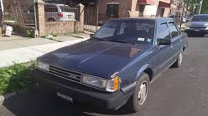 1986 Toyota Camry - YouTube