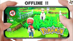 TOP 10 Pokemon Offline Games for Android | Offline Pokemon Games - YouTube
