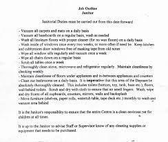 14 Best Of Custodian Resume Sample - Resume Sample Template and .