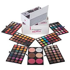 shany the masterpiece 7 layers all in one makeup set remix