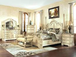 Traditional Bedroom Set White Queen Size Bed Furniture King And Sets ...
