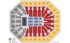 Five Point Amphitheater Seating Map At T Park Concert