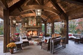 rustic exterior lighting. united states rustic outdoor lighting with traditional wall lights and sconces patio covered timber trusses exterior