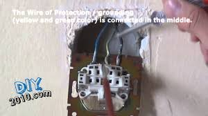 how to replace a wall wall socket