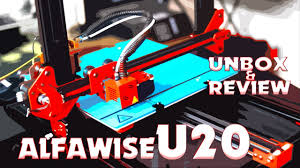<b>Alfawise</b> U20 Large Scale 2.8 <b>inch</b> Touch Screen 3D Printer Unbox ...