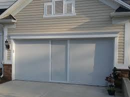 garage door screen systemGarage Door Screens  Overhead Door Company of St Louis