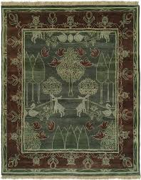 modern machine made craftsman style rug teal green riverwild regarding area rugs idea 4