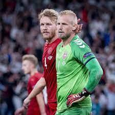 England - Dänemark: Laserpointer-Attacke auf Kasper Schmeichel