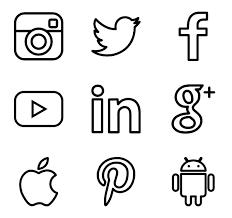 Facebook logo Icons - 275 free vector icons