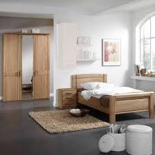Schlafzimmer Set Cara Aus Eiche Teilmassiv Pharao24de