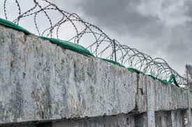 barbed wire fence prison. Interesting Prison Barbed Wire Fence Birth Enclosing The Prison And Places Of Detention For  Prisoners Punished Committing For Barbed Wire Fence Prison S