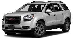 2016 gmc acadia slt 2 all wheel drive
