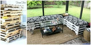 how to make pallet furniture. Interesting Pallet DIY Pallet Furniture Before After Intended How To Make I