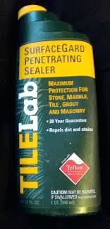 tile lab tile lab tile sealer tilelab 1 gal grout and tile cleaner