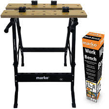 folding workbench. folding workbench portable work bench table trestle worktop clamping folding workbench