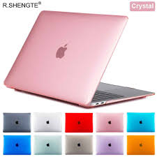 <b>Crystal Laptop Case For</b> Apple Macbook Mac Book Air Pro Retina ...