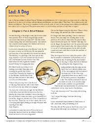 Lad: A Dog | Printable Reading Worksheet Set