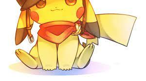 Video ảnh anime của pikachu , doraemon siêu cute - YouTube