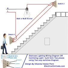 excellent wiring diagram for two lights on one switch inspiring To One Switch Two Lights Wiring astonishing two way light switch diagram or staircase lighting wiring diagram and wiring diagram for two wiring two lights to one switch diagram
