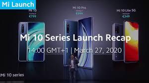 <b>Xiaomi New</b> Product Launch 2020 Highlight - YouTube