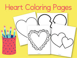 Color your way into a fulfilling romance with catharsis with these 8+ heart coloring pages that you can easily obtain from this gallery. Best Free Heart Coloring Pages Heart Activity Book