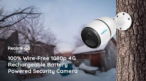 Reolink Go: <b>4G</b> Battery Powered <b>Security</b> Camera – A New Way to ...