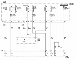gmc acadia sle the back up lamp wire on my factory installed trailer wiring diagram
