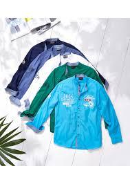<b>Мужские рубашки</b>: мода для мужчин онлайн на bonprix