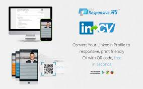 Linked In Resume How To Convert LinkedIn Profile To Neat Looking Resume 76