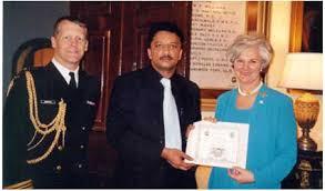 Awards and Honours of Dr SM Balaji, Maxillofacial Surgeon, India