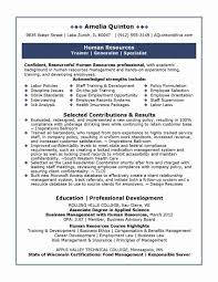 Compensation And Benefits Manager Resume Sample Socalbrowncoats