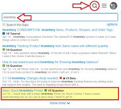 Basics Of Adding New Inventory V5 Question Sambaclub Forum