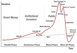 Roller Coaster Of Financial Emotions Bull Trap Bitcoin