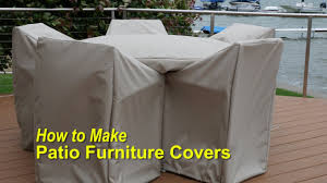 how to make patio furniture covers you rh you com outdoor table and chair covers waterproof