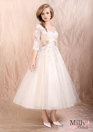 plus size wedding dresses with sleeves tea length plus size wedding dress tea length with sleeves rojv dresses trend