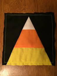 Quilting Candy Corn Square: Miss Mary's Embroidery & Quilting Candy Corn Square. Hover over image to zoom Adamdwight.com