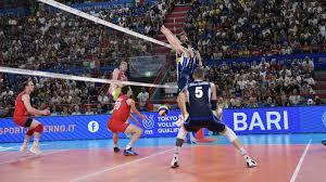 Serbia - Italia 0-3 - Pallavolo - Rai Sport