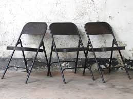 black iron furniture. Black Metal Vintage Folding Chairs Iron Furniture