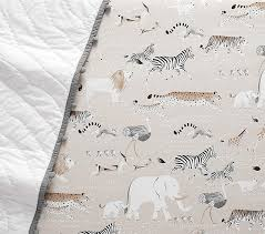 rowan baby bedding fitted crib sheet