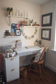 finished office makeover. The Learner Observer One Room Challenge Office Makeover Finished
